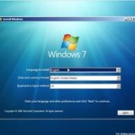 Цена на установку Windows 7