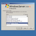 Цена на установку Windows Server 2008
